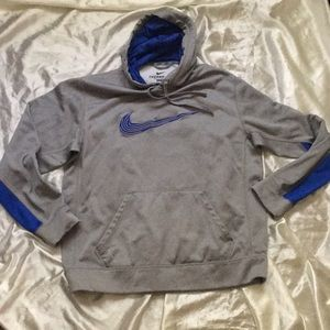Nike Therma Fit Hoodie Men's Large